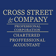 Cross Street and Company Logo