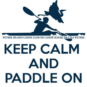 Keep Calm and Paddle On