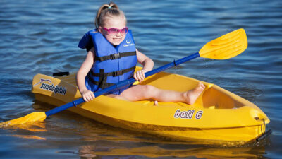 Petrie Island Canoe Club Kiddie Canoe Kayak Program