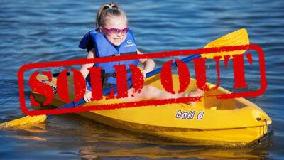 Kiddie Canoe Program Sold Out